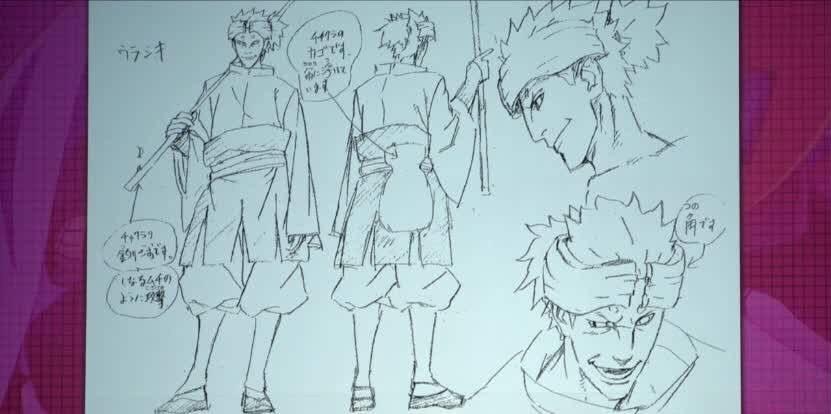 [NEWS] Masashi Kishimoto et son nouveau projet 1513587373705-image