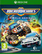 Micro Machines World Series Picture