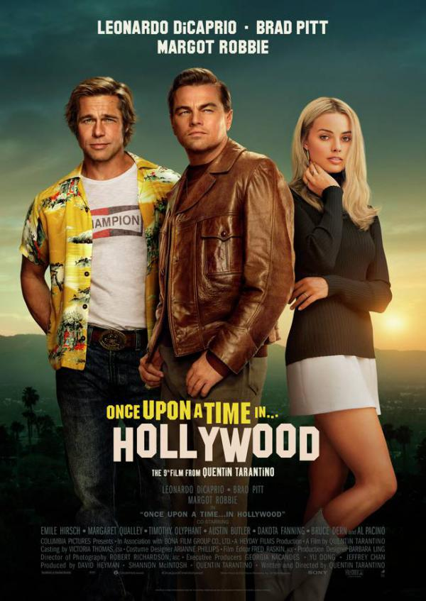 Once Upon a Time… in Hollywood Picture