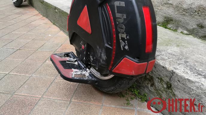 test solowheel s300 1500w