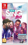 Let's Sing 2018 : Hits Français et Internationaux Picture