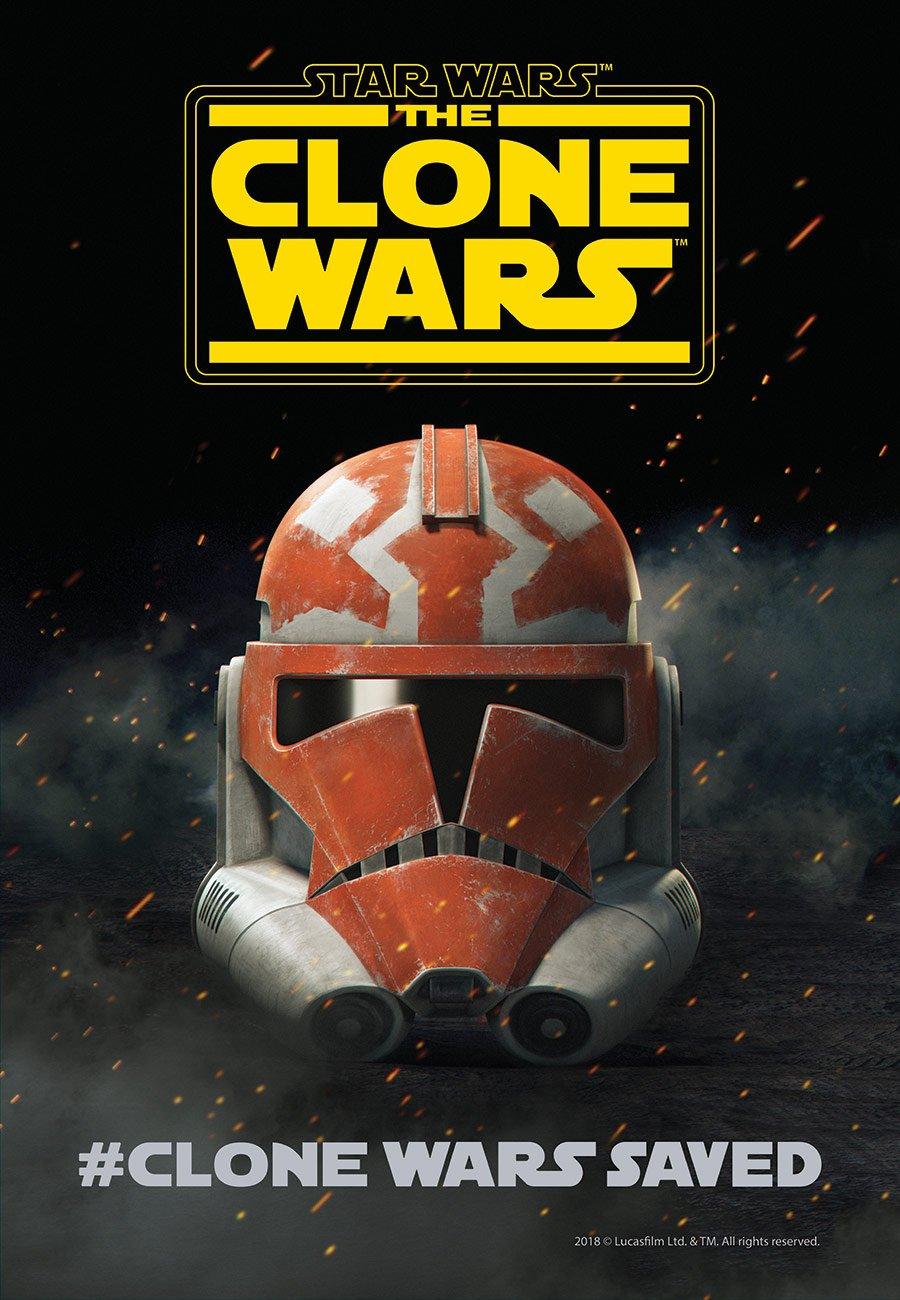 Nouvelle saison de Star Wars : The Clone Wars Star-wars-the-clone-wars-poster-sdcc18-19-07-2018_0384051400900858