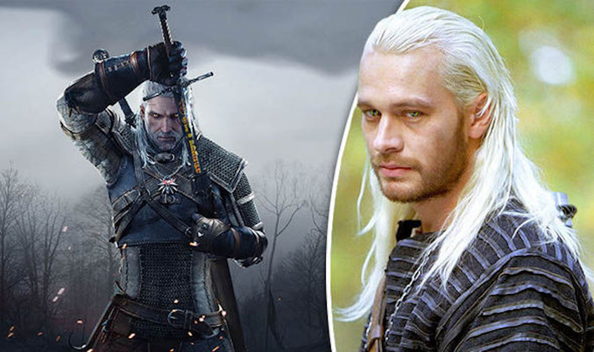 Witcher Serie Release