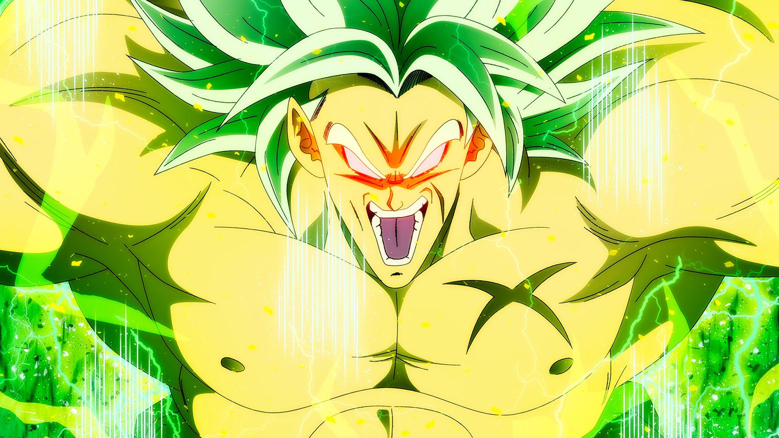 Dragon Ball Super Broly Que Retenir Du Trailer Devoile Au Comic