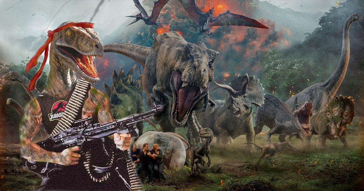 Jurassic world 3 quoi s 39 attendre dans le dernier volet - Jeux de jurassic park 3 ...