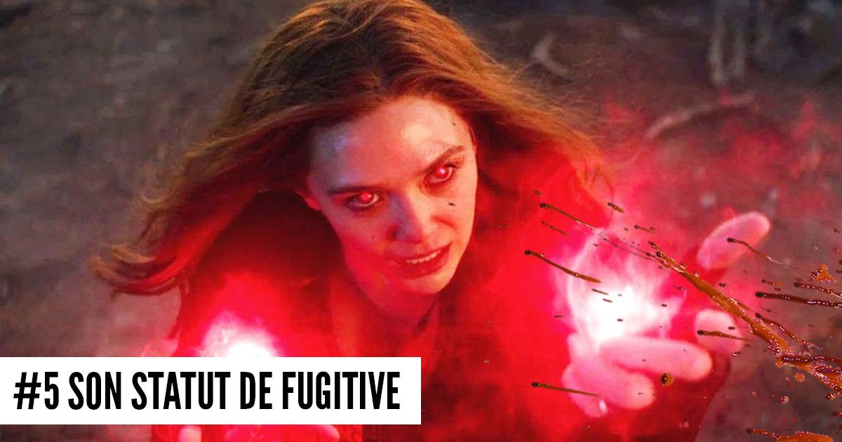 WandaVision : la liste de tous les crimes que Scarlet Witch a commis dans le MCU - Hitek.fr