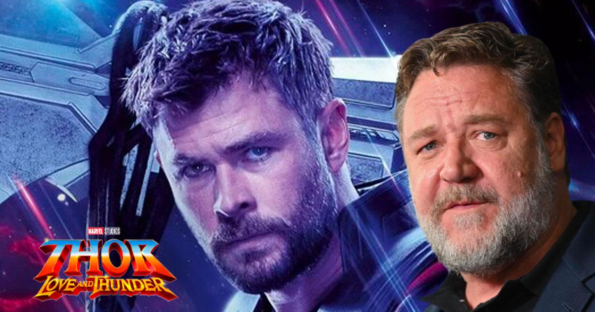 le rôle de Russell Crowe enfin dévoilé (spoilers)