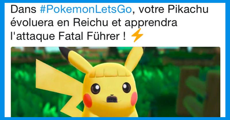 Pokemon Let S Go Les Franges De Pikachu Et Evoli Font Reagir Les