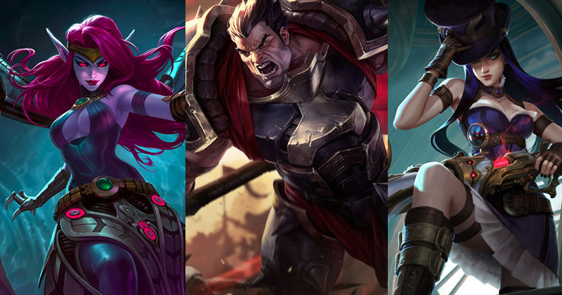premium selection good quality hot products League of Legends : quel champion te correspond le plus ?