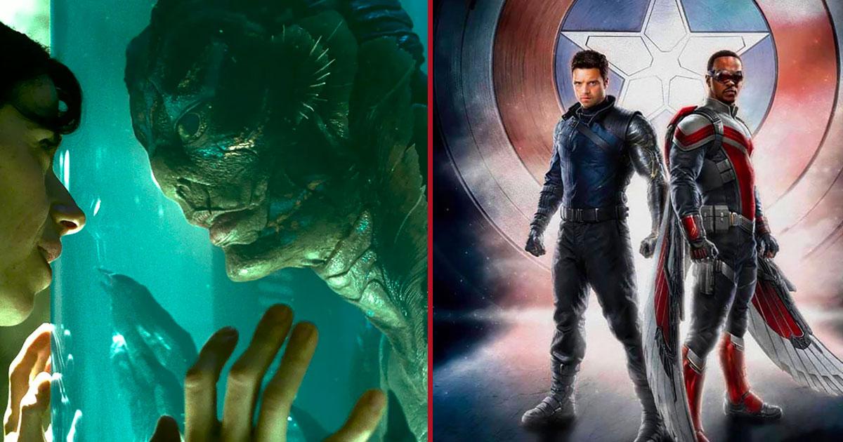 Disney+ mars 2021 : Falcon et le Soldat de l'Hiver, La Forme de l'Eau, les nouveautés films et séries attendues - Hitek.fr