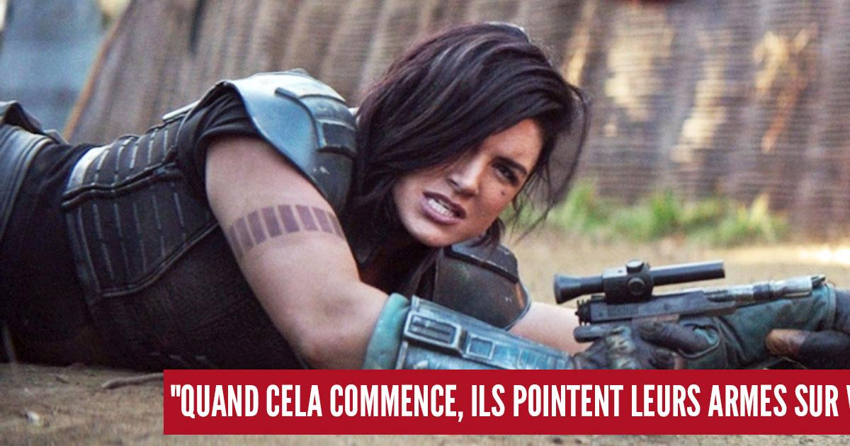 article suivant The Mandalorian : Gina Carano dévoile les méthodes d'intimidation dont elle a été victime - Hitek.fr