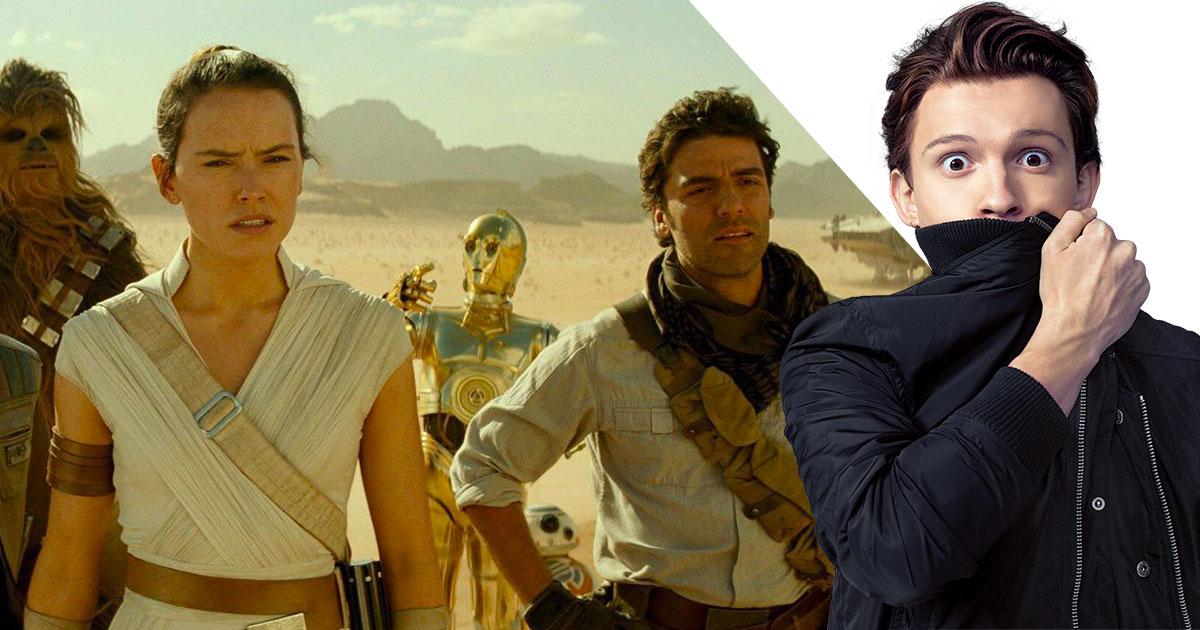 Star Wars : l'audition complètement ratée de Tom Holland pour ce rôle phare de la dernière trilogie - Hitek.fr
