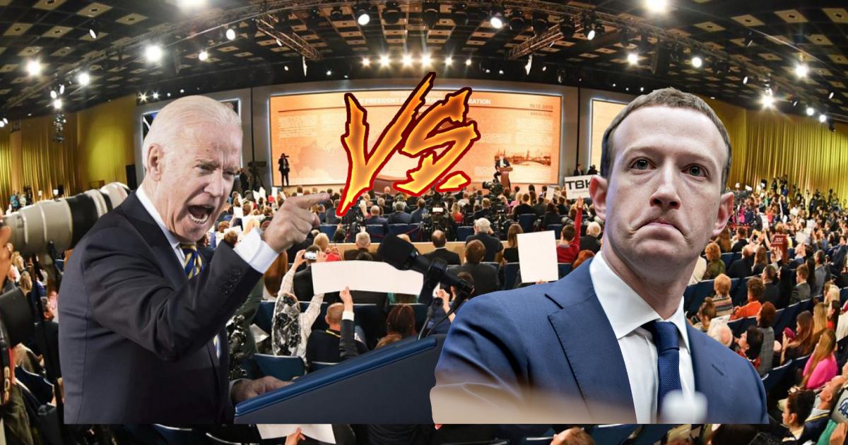 """Facebook est accusé de """"tuer des gens"""" par Joe Biden, l'entreprise répond"""