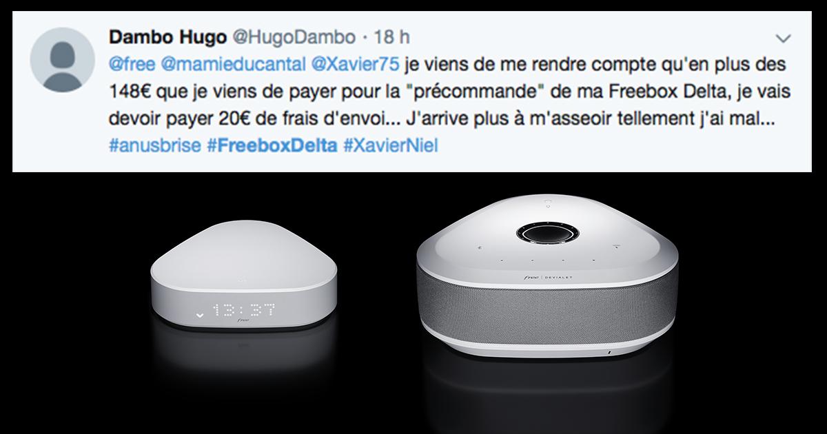 Les Couts De Migration Vers La Freebox Delta Au Coeur Des Critiques