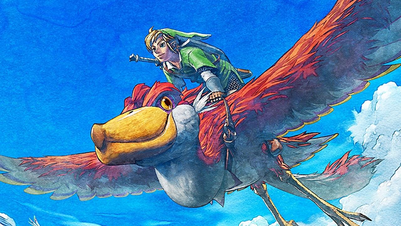 six bonnes raisons de jouer à Skyward Sword HD sur Nintendo Switch