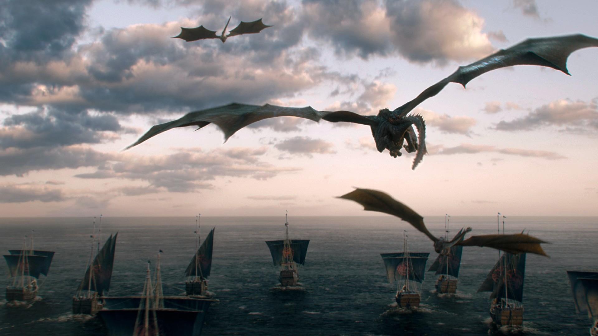 Game Of Thrones Et Si Drogon Viserion Et Rhaegal N