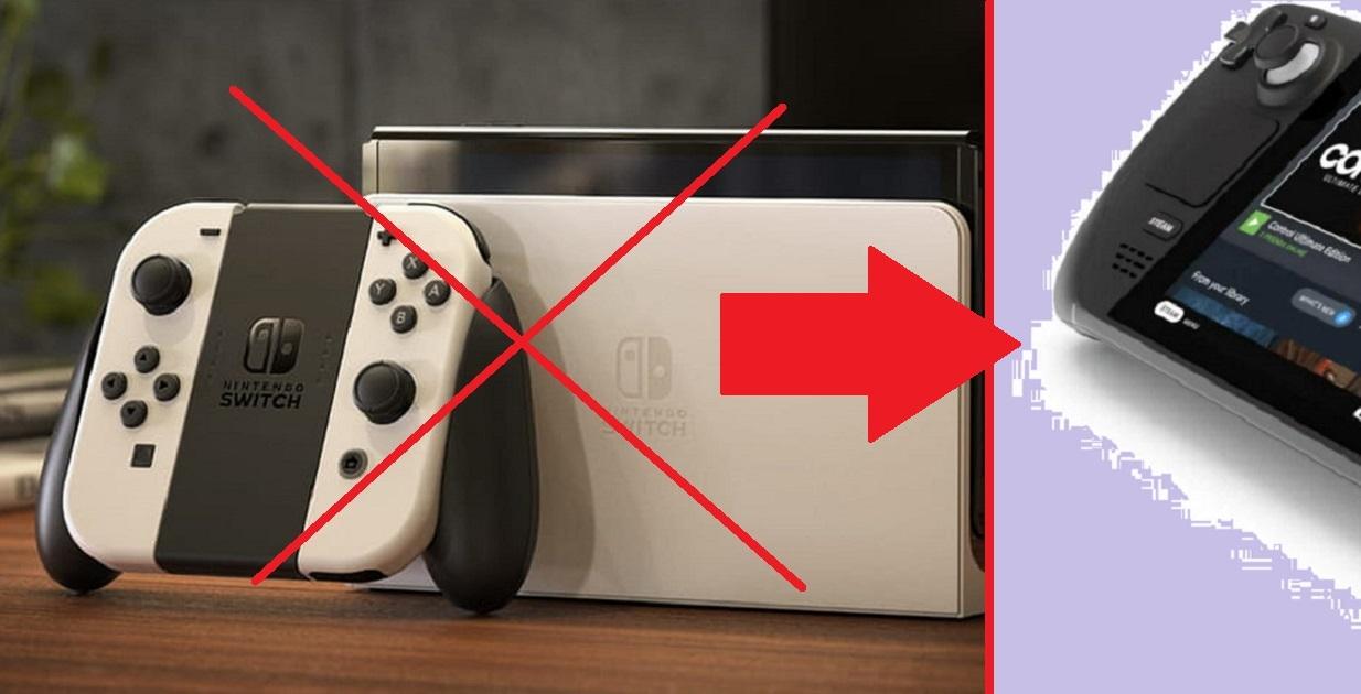 cette nouvelle console révolutionnaire va bientôt concurrencer la Switch