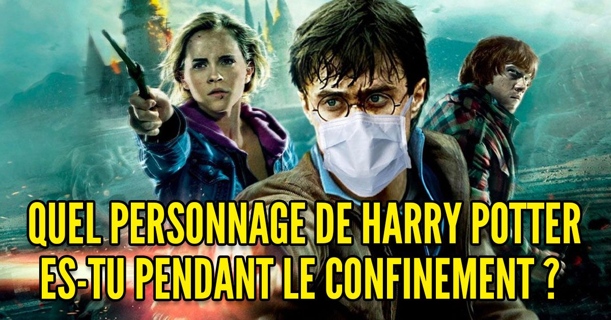 Test De Personnalite Quel Personnage De Harry Potter Es Tu