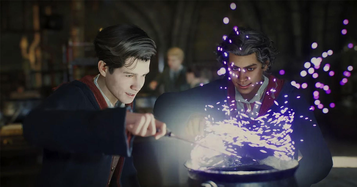 Face aux propos polémiques de Rowling, le studio du jeu Hogwarts Legacy prend une mesure drastique - Hitek.fr