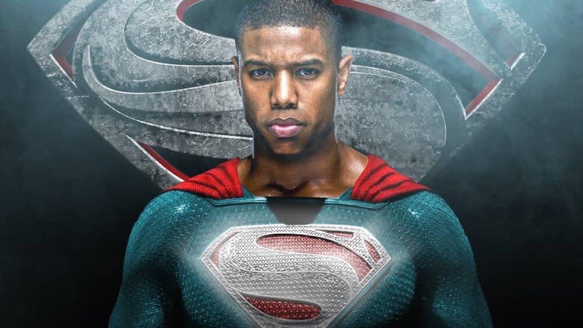 Michael B Jordan Futur Superman Au Cinema