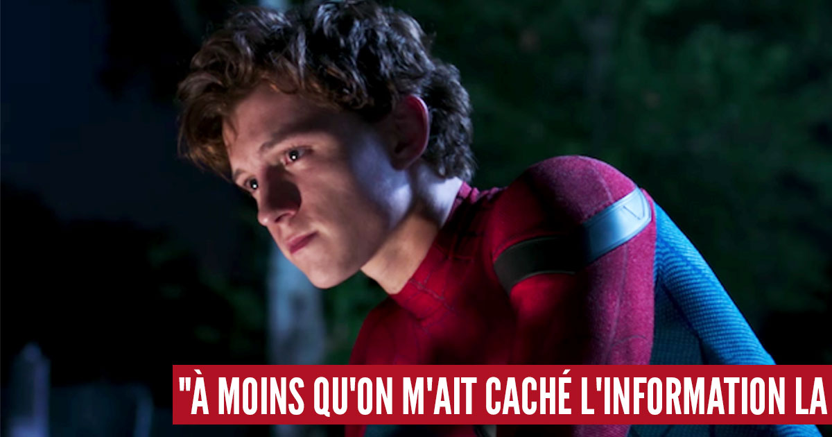 Spider-Man 3 : Coup de tonnerre après les dernières déclarations de Tom Holland sur le film - Hitek.fr